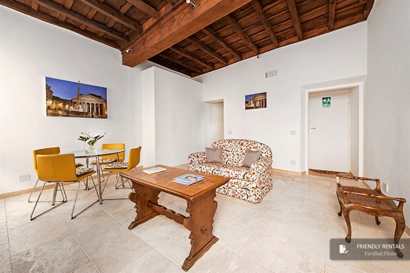 The Angel Apartment in Rome