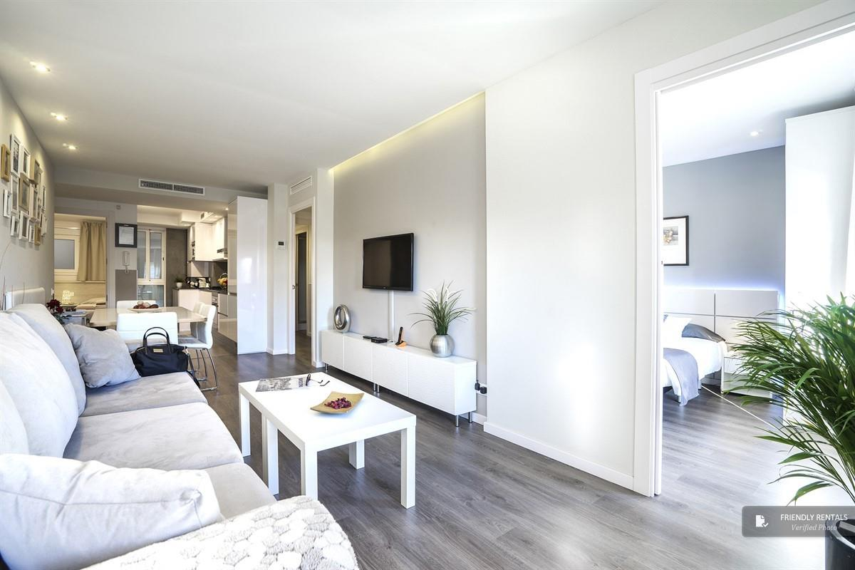 The Gaudir apartment in Barcelona