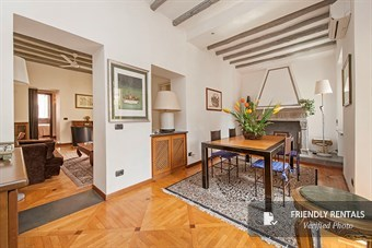The Lavinia Apartment in Rome