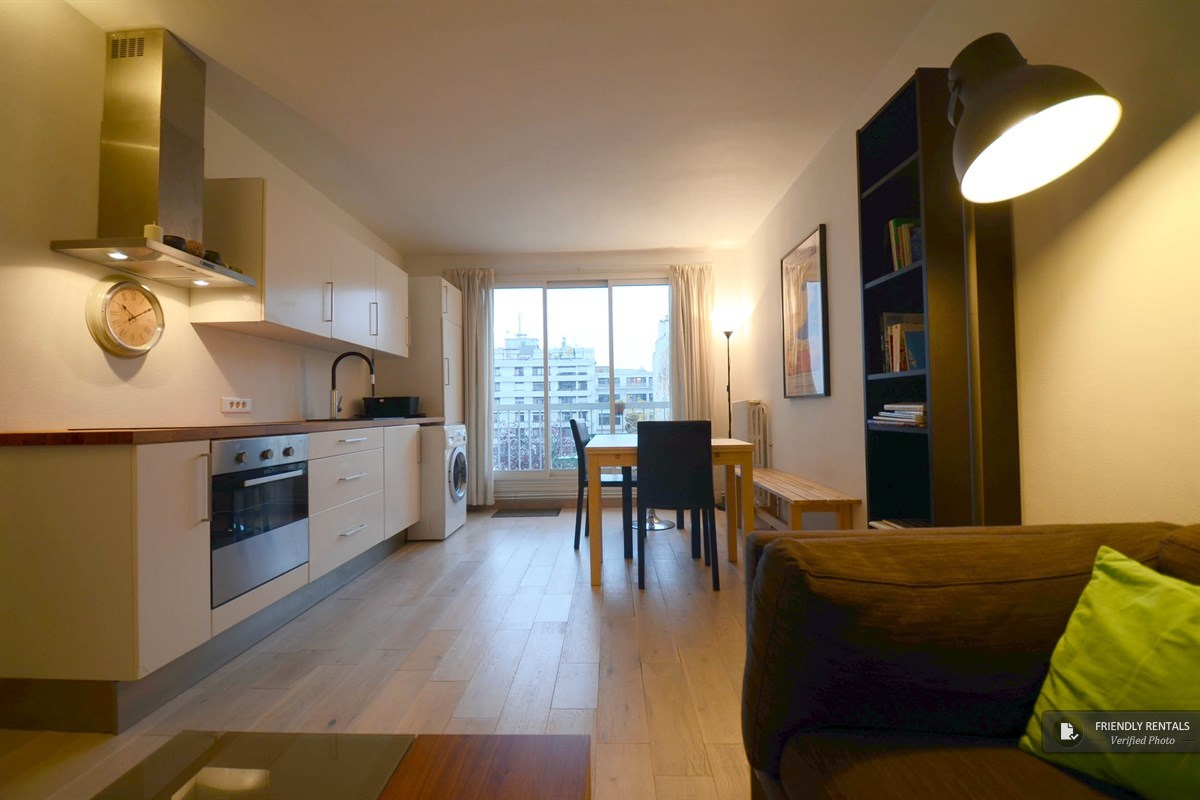 Das Bastille Marais Balcon Apartment in Paris