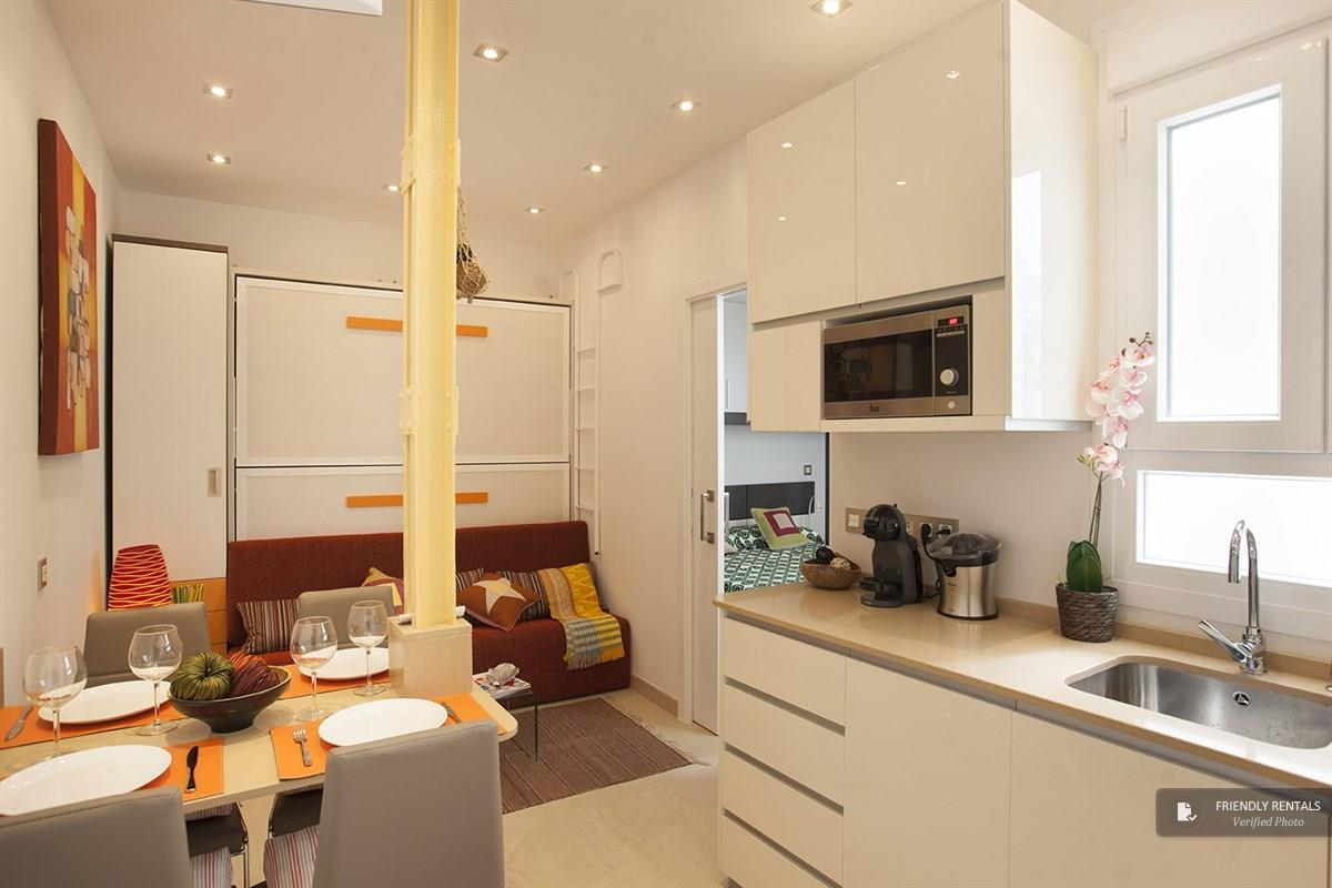 The Salamanca Confort  III  apartment in Madrid
