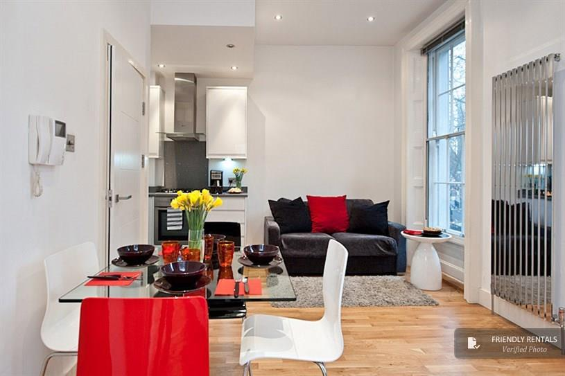 The Shaftesbury Apartment in London