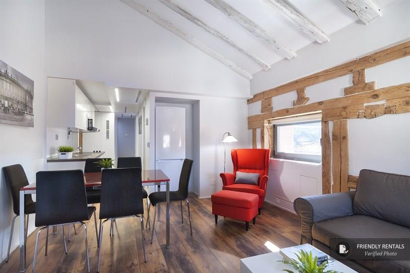El apartamento Plaza Mayor Comfort III en Madrid