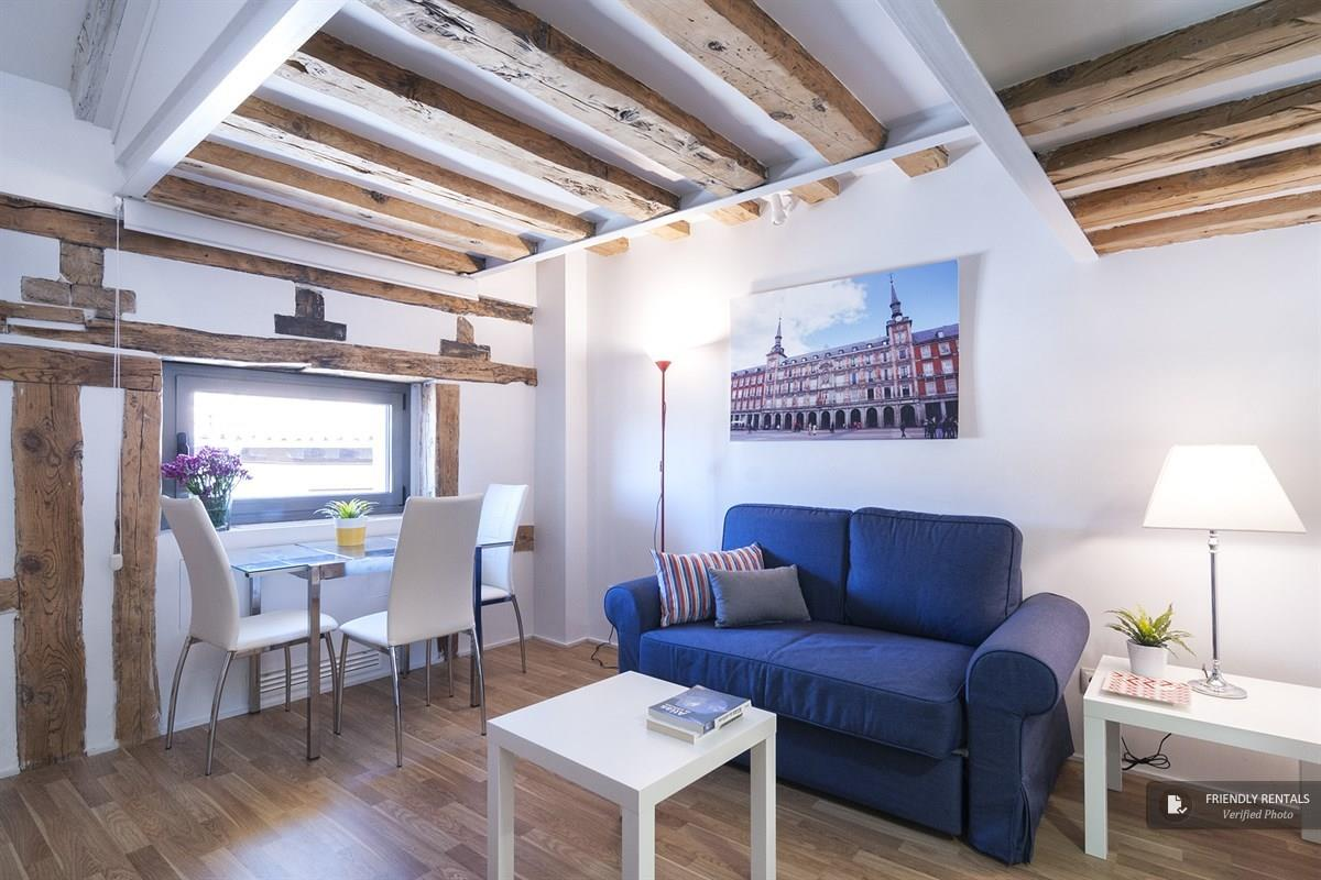 Das Apartment Plaza Mayor Comfort V in Madrid