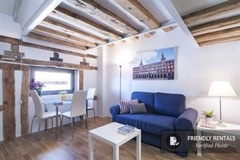 The Plaza Mayor Comfort V apartment in Madrid