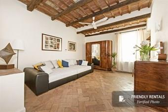 The Grifo II Apartment in Rome