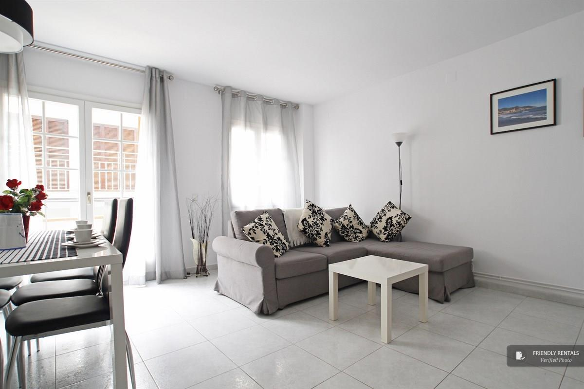 The Bonaire apartment in Sitges