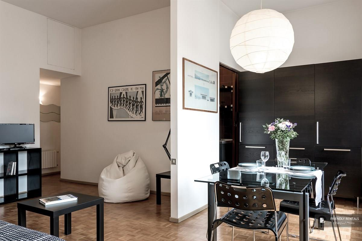 The Porta Romana Apartment in Milan