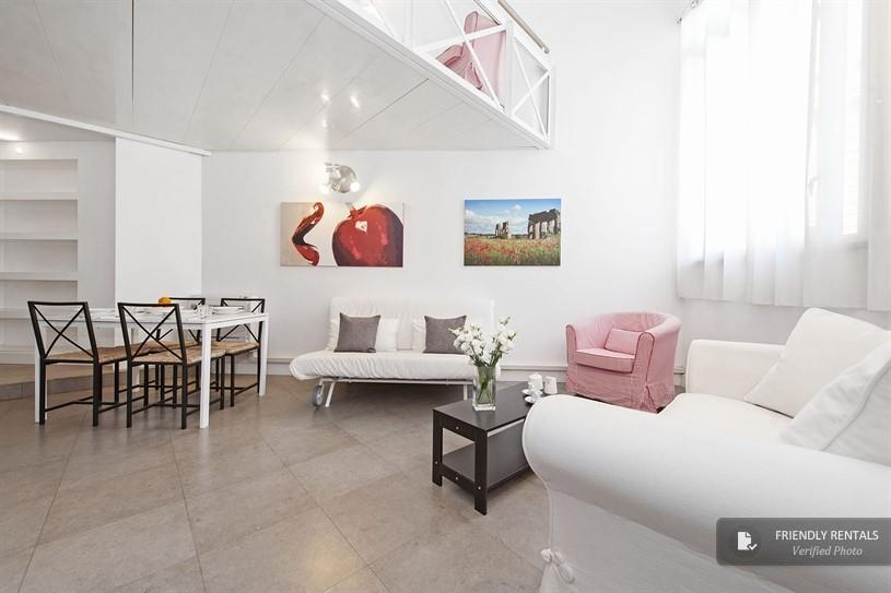 Das Orion III Appartement in Rom