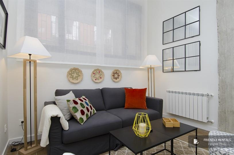 Het appartement NoMad Latina  Loft 1 in Madrid