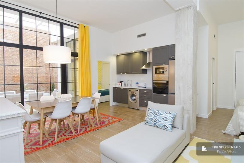 The NoMad La Latina Loft II apartment
