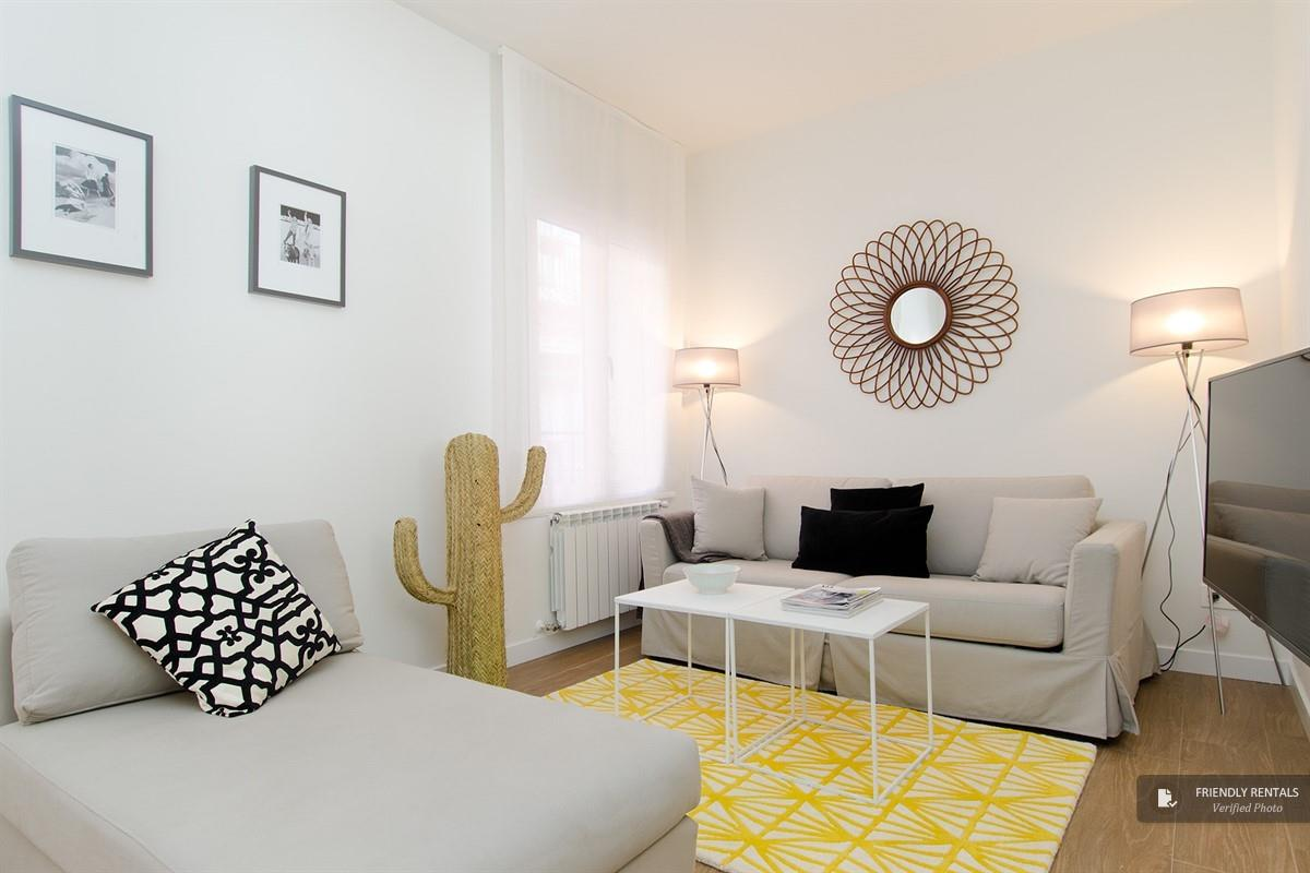 L'appartement NoMad La Latina III à Madrid