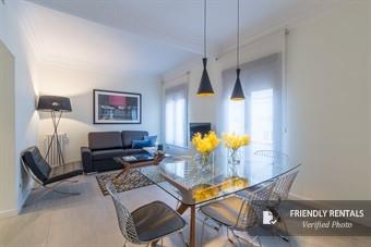 The MadVille VIII apartment in Madrid
