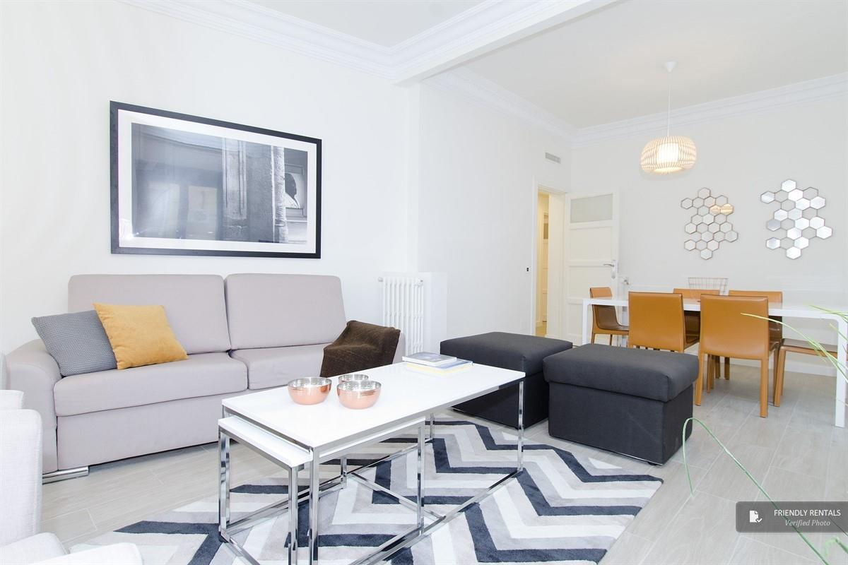 The MadVille VII apartment in Madrid