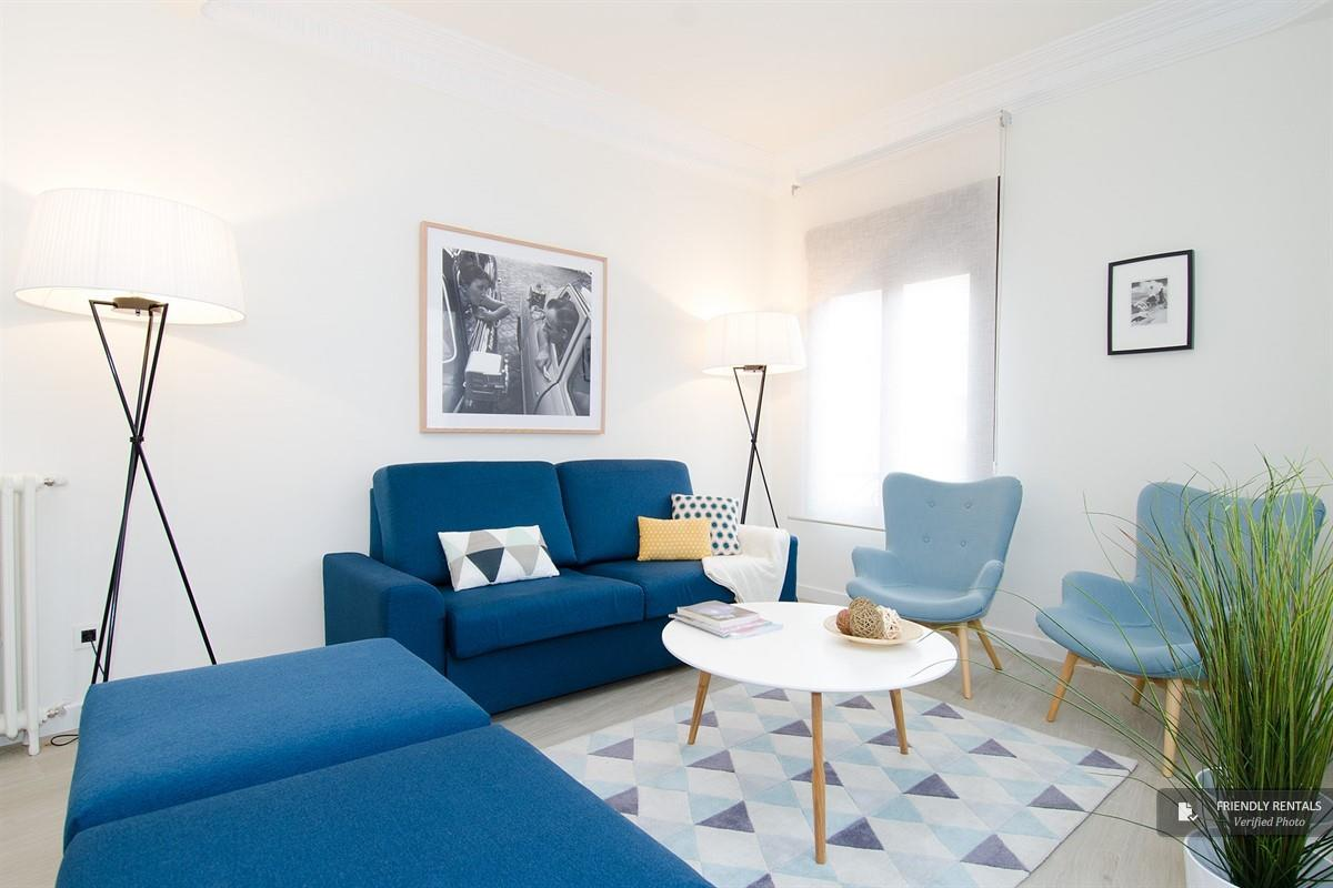 Das MadVille IX Apartment in Madrid