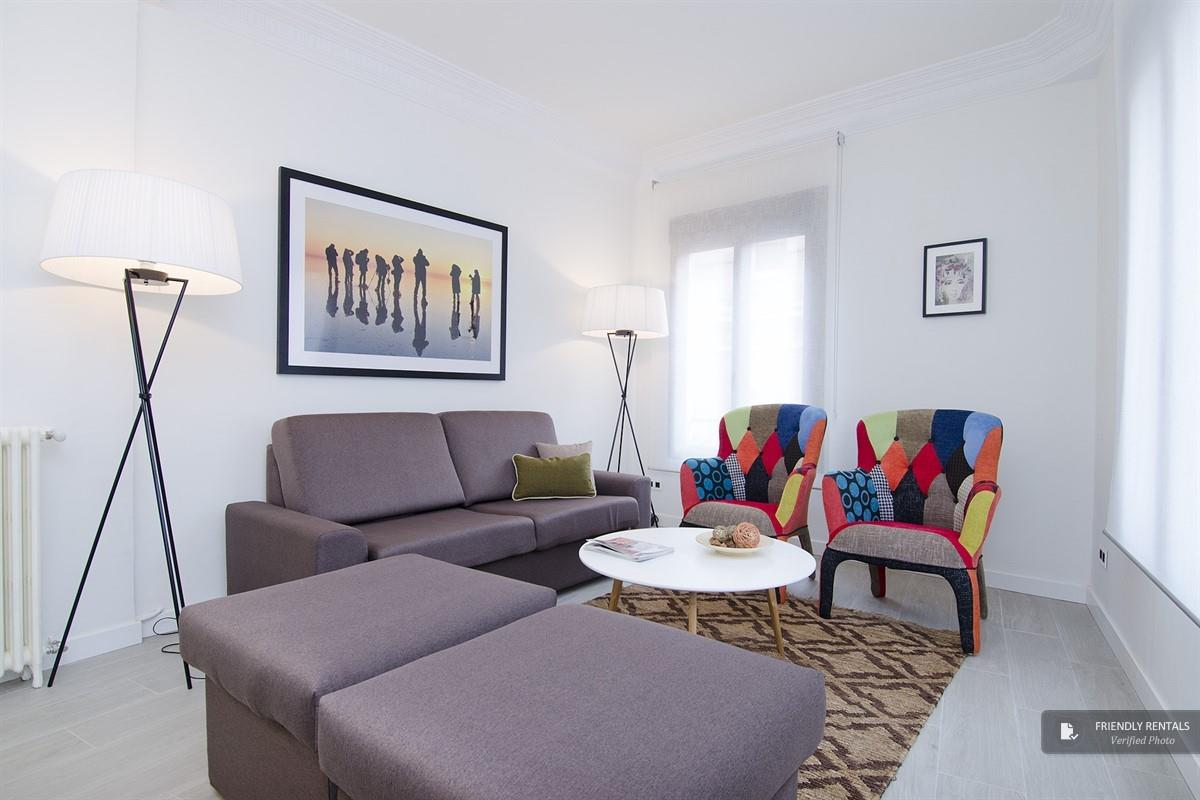 Das MadVille VI Apartment in Madrid