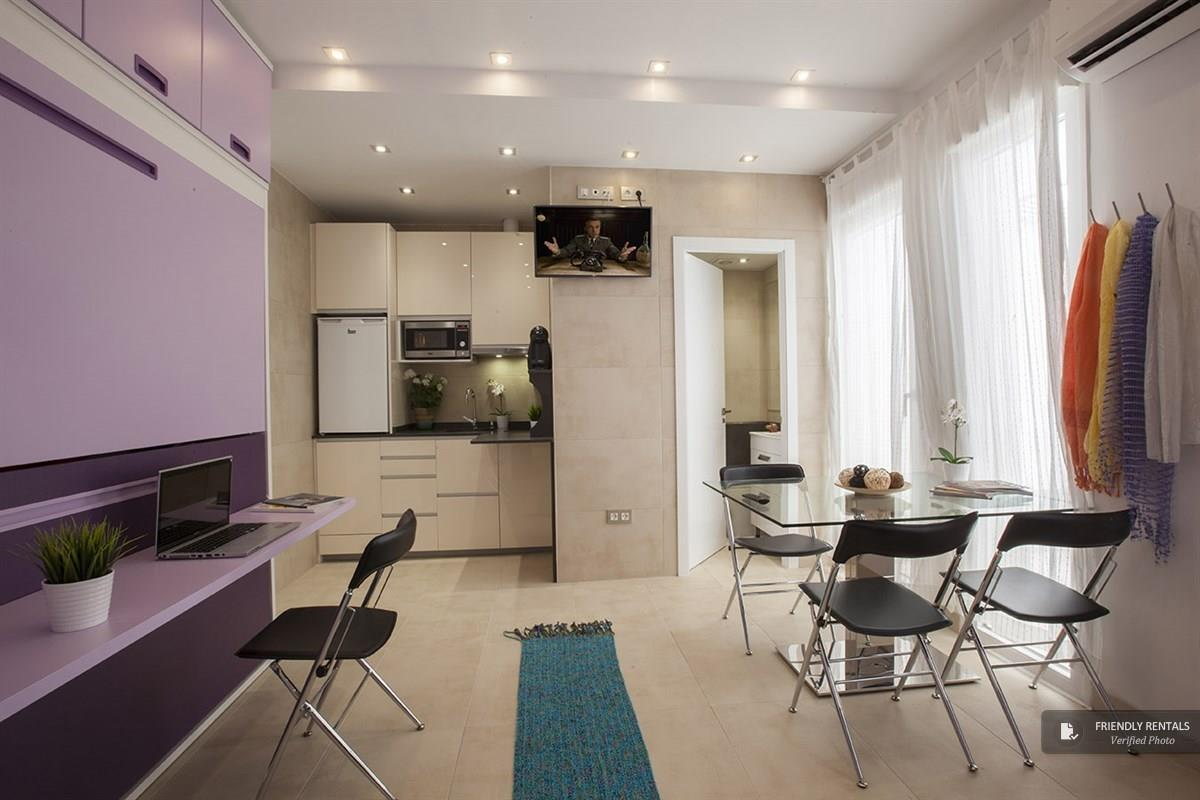 Het appartement Salamanca Confort V in Madrid