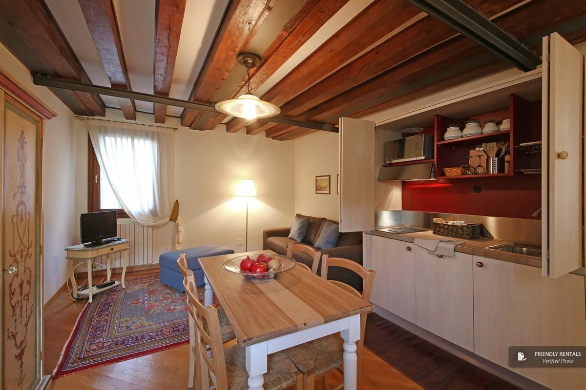 Das Raphael Appartement in Venedig