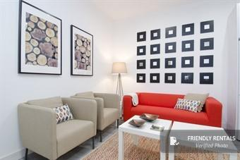 The Chueca Town II apartment