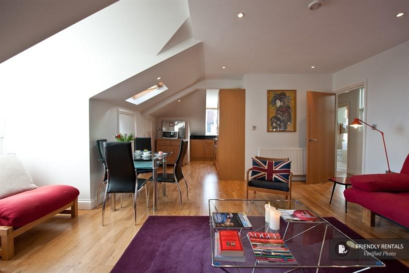 The Belsize Park Apartment in London