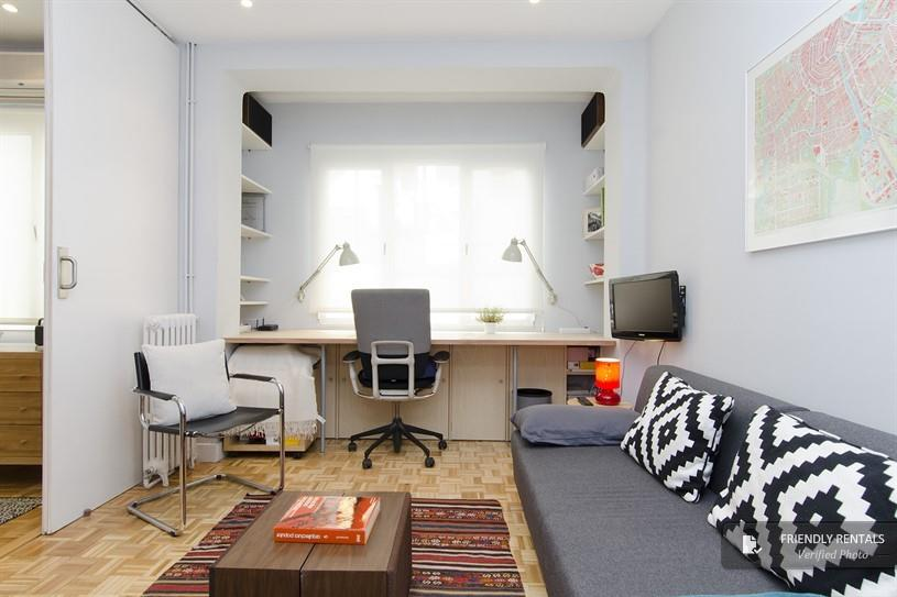 The Huertas IV apartment in Madrid