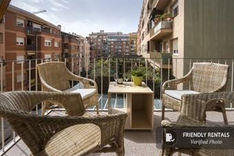 L'appartamento Living Gracia