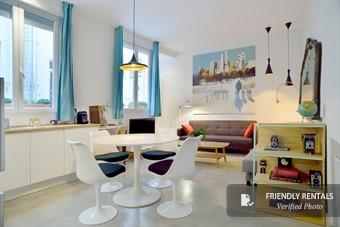 The Las Letras II apartment in Madrid