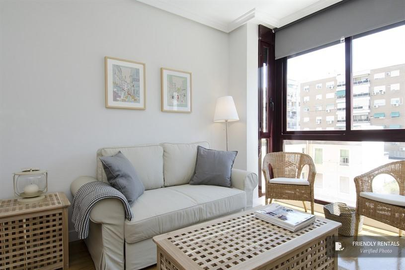 The Salamanca VI apartment in Madrid