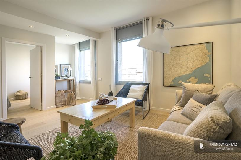 Het Gran Via Home I Appartement in Barcelona