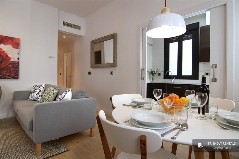 Holiday Apartment rentals in Seville city center