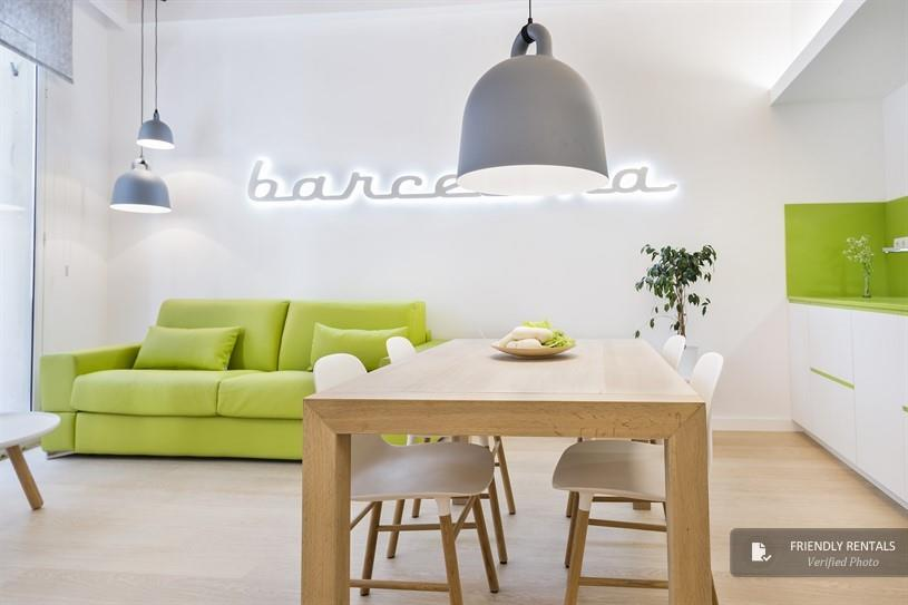 The STA Anna I apartment in Barcelona