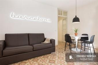 The STA Anna IV Apartment in Barcelona