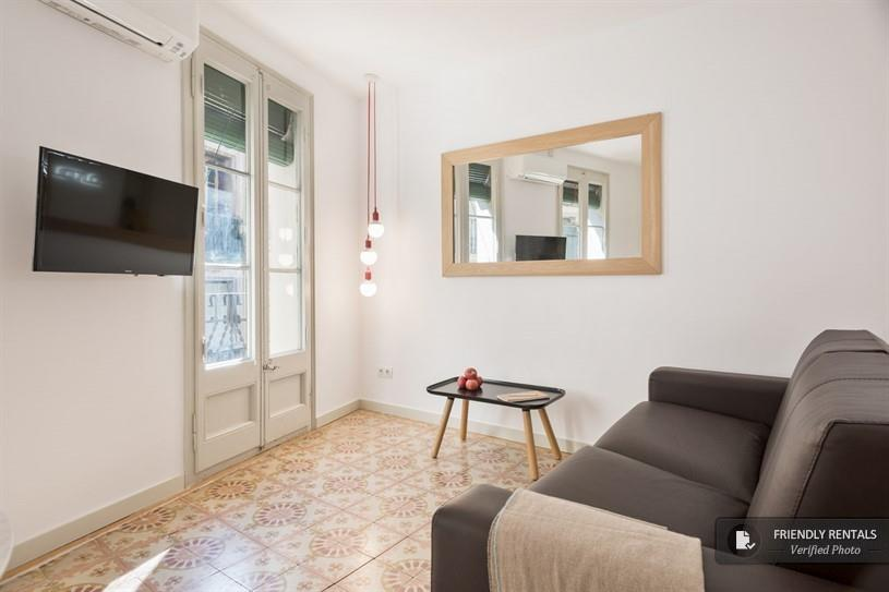 Das STA Anna IV Apartment in Barcelona