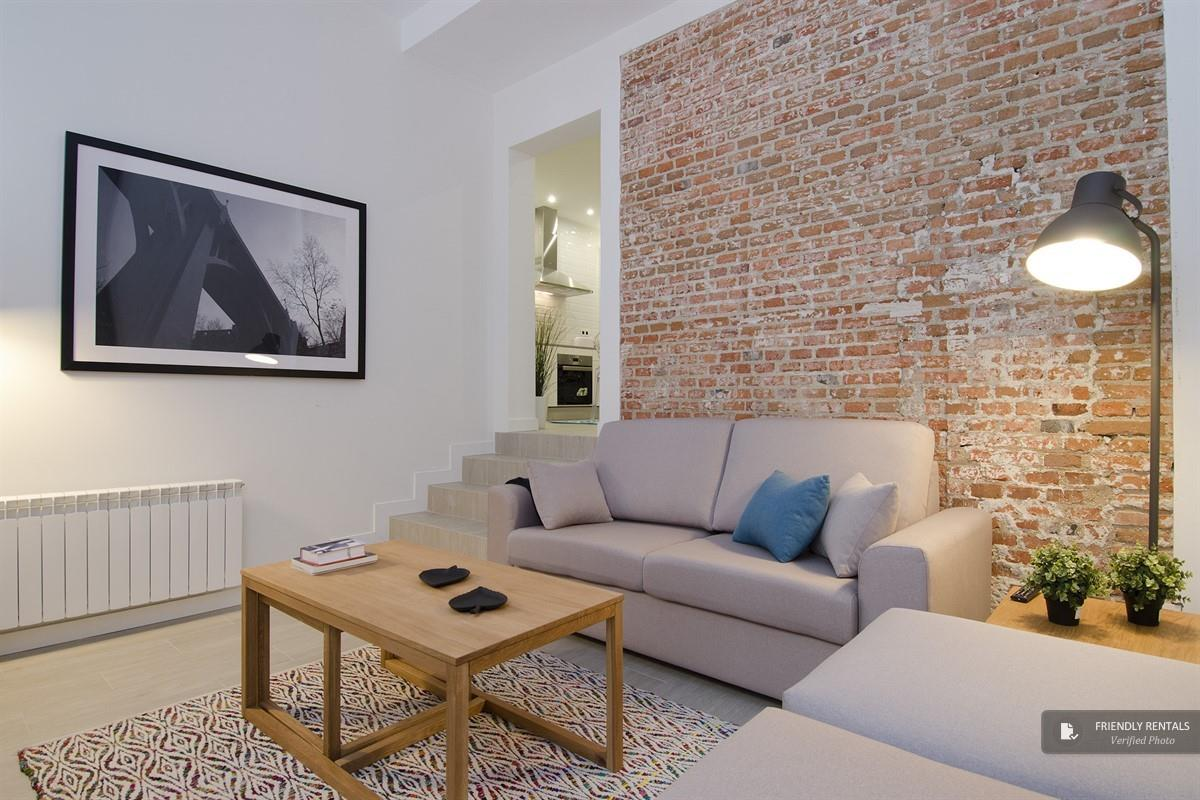 Het appartement MadVille Loft in Madrid