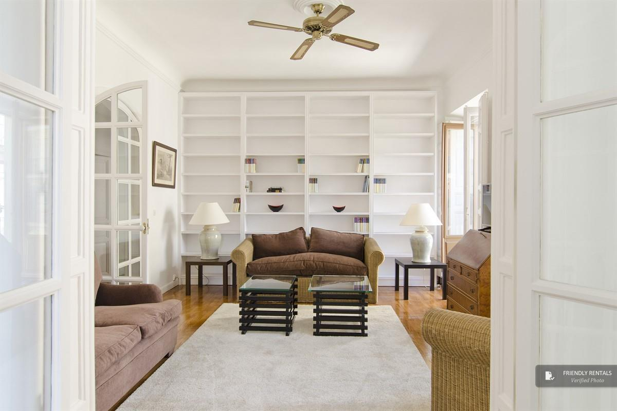 L'appartement Paseo del Prado II à Madrid