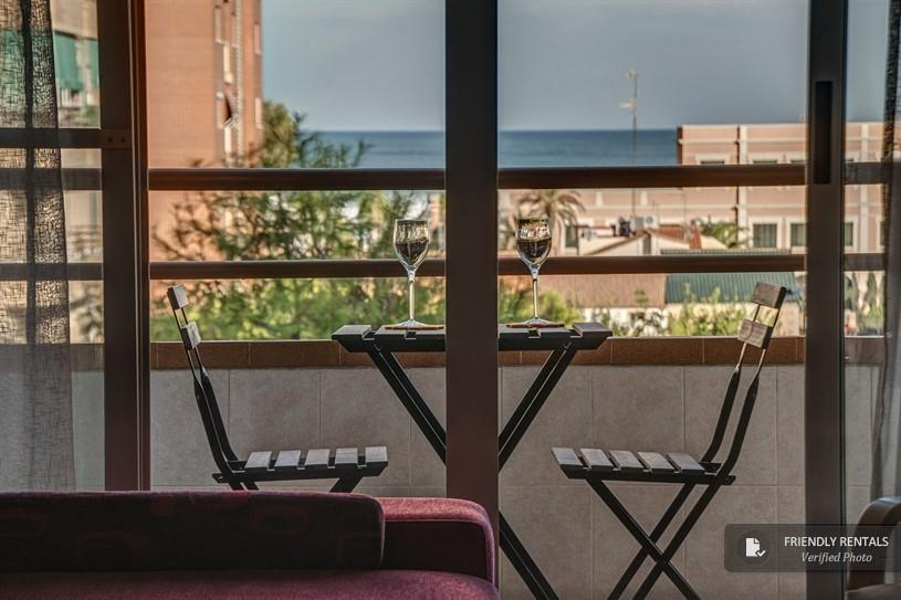 L'appartement Montaner Beach à Valencia