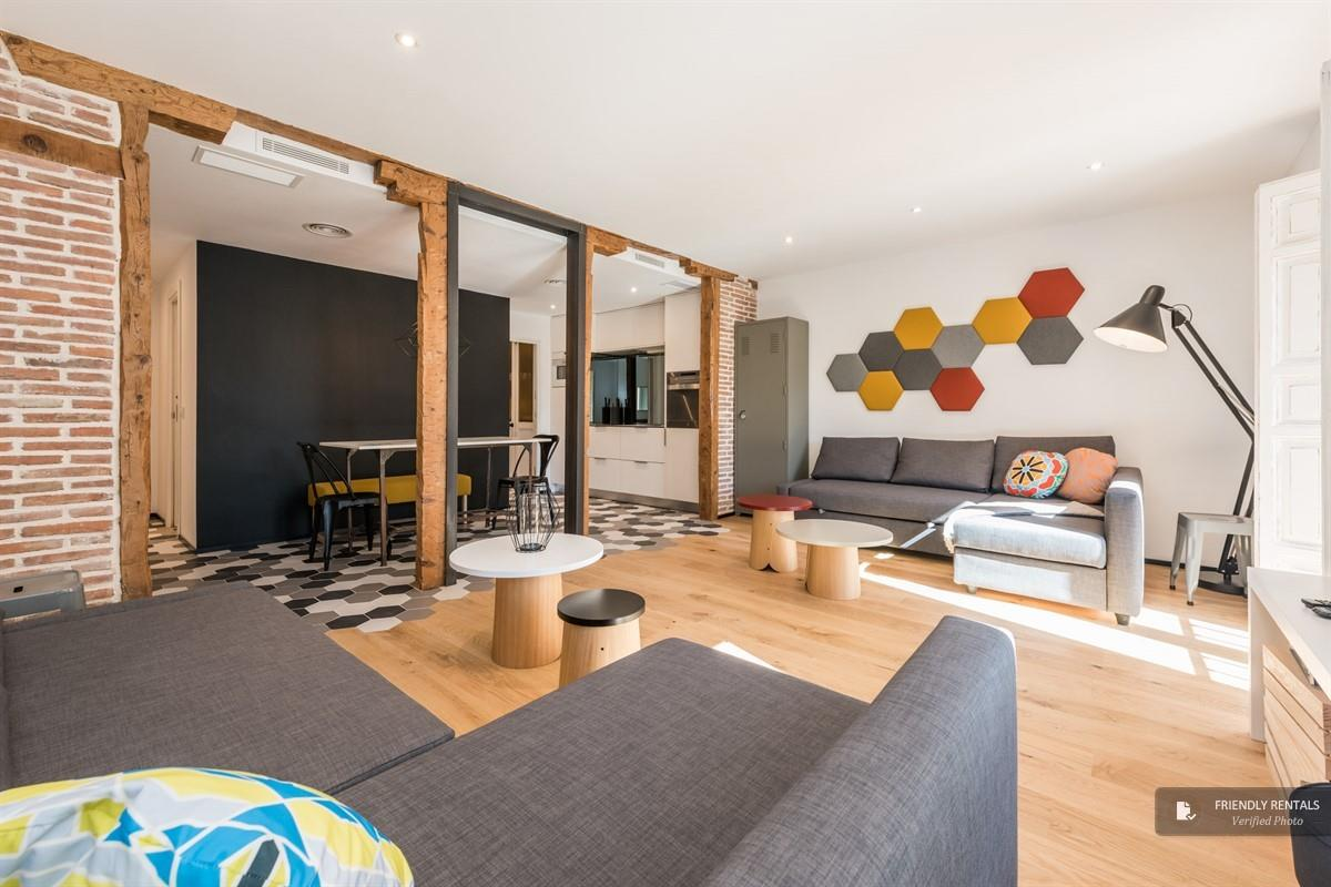 Das TirsoMad Apartment in Madrid