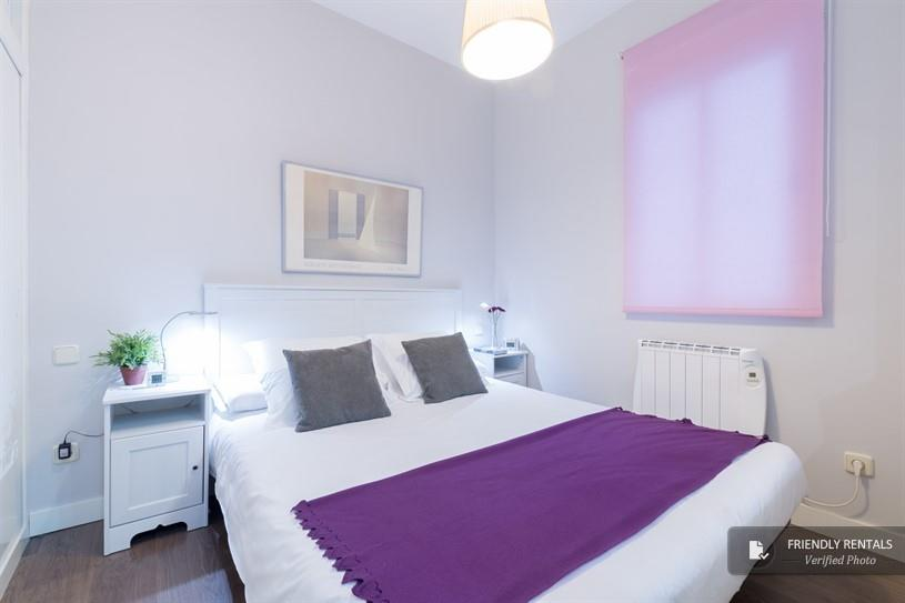 Das Ventas Studio Apartment in Madrid