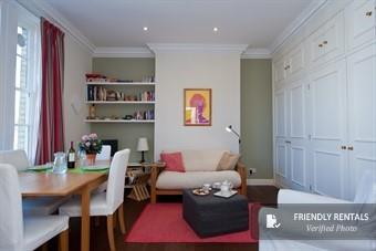 The Swiss Cottage Apartment in London