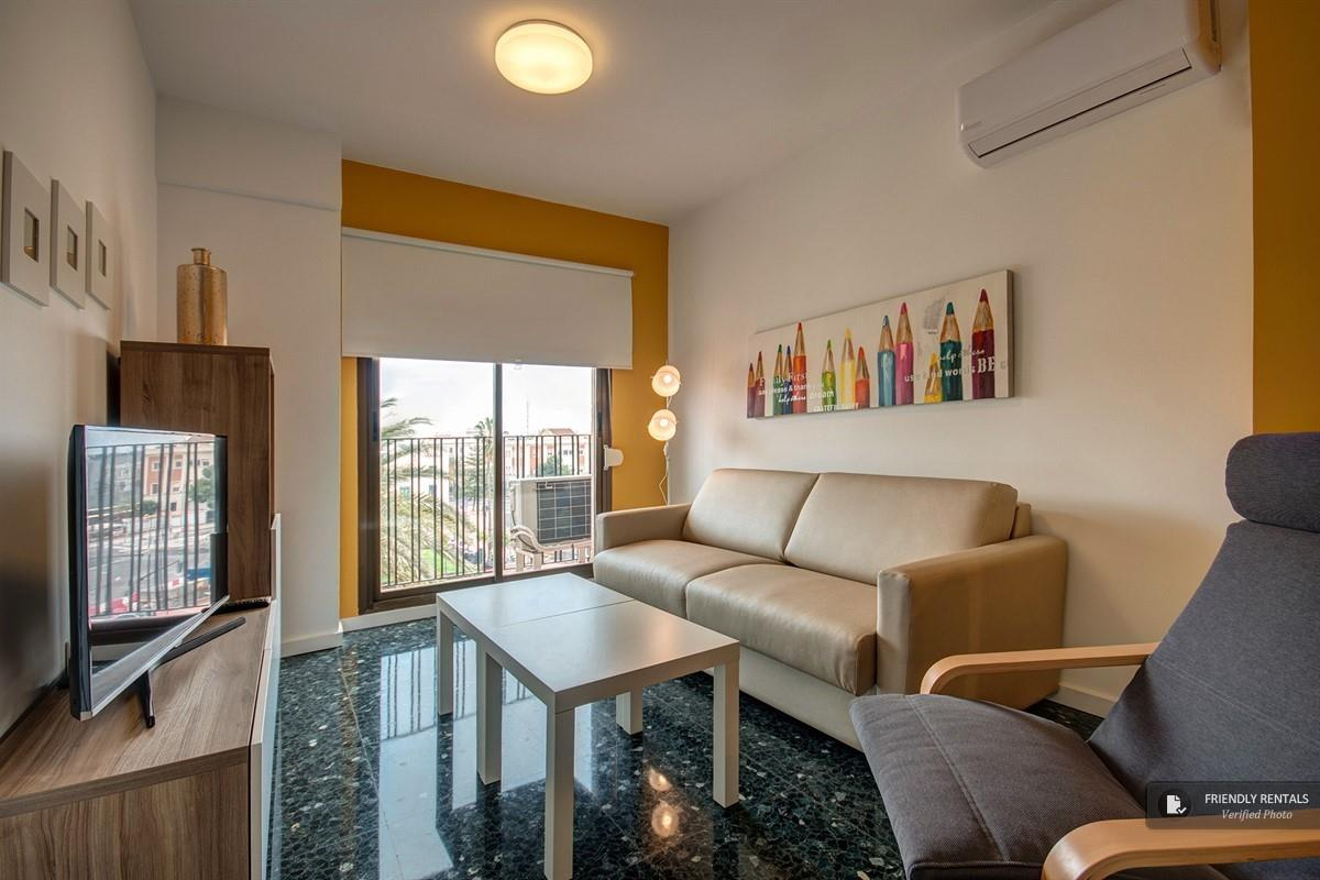 The Puerto Deportivo C apartment in Valencia