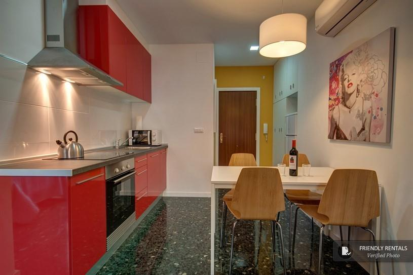 The Puerto Deportivo B apartment in Valencia