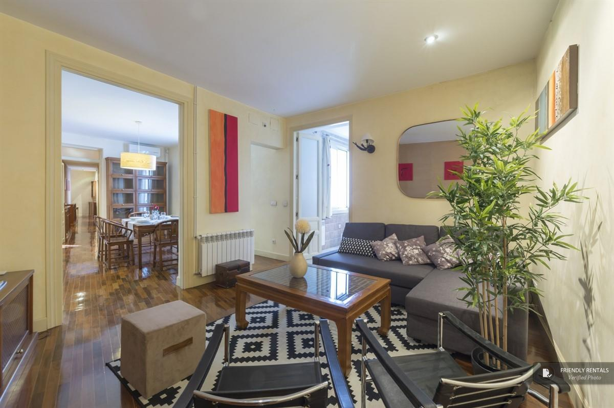 Das Apartment San Miguel in Madrid