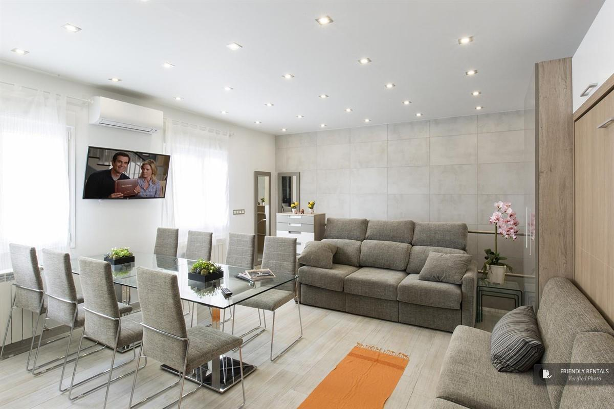 The Salamanca Confort XIV apartment in Madrid