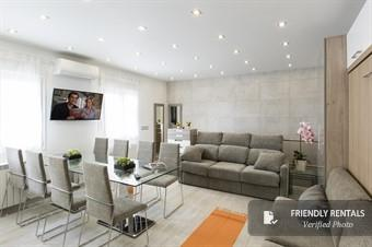 The Salamanca Confort XV apartment in Madrid