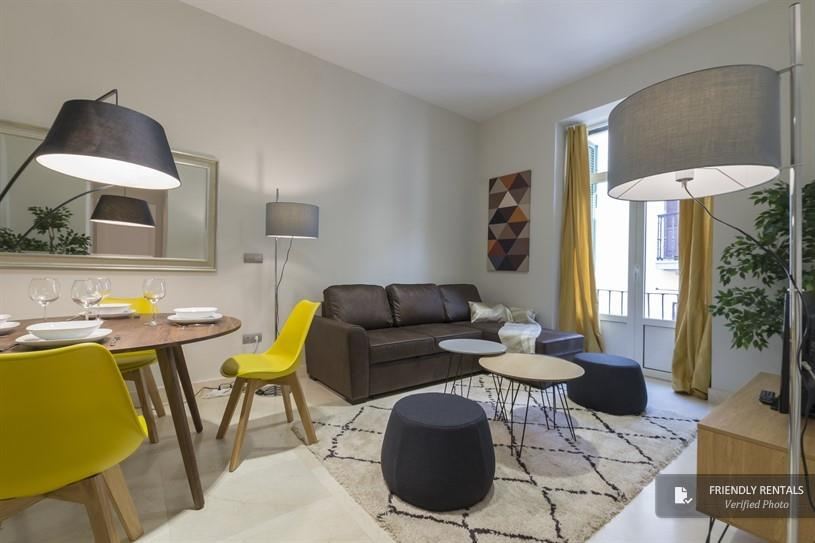 L'appartement Echegaray II à Madrid