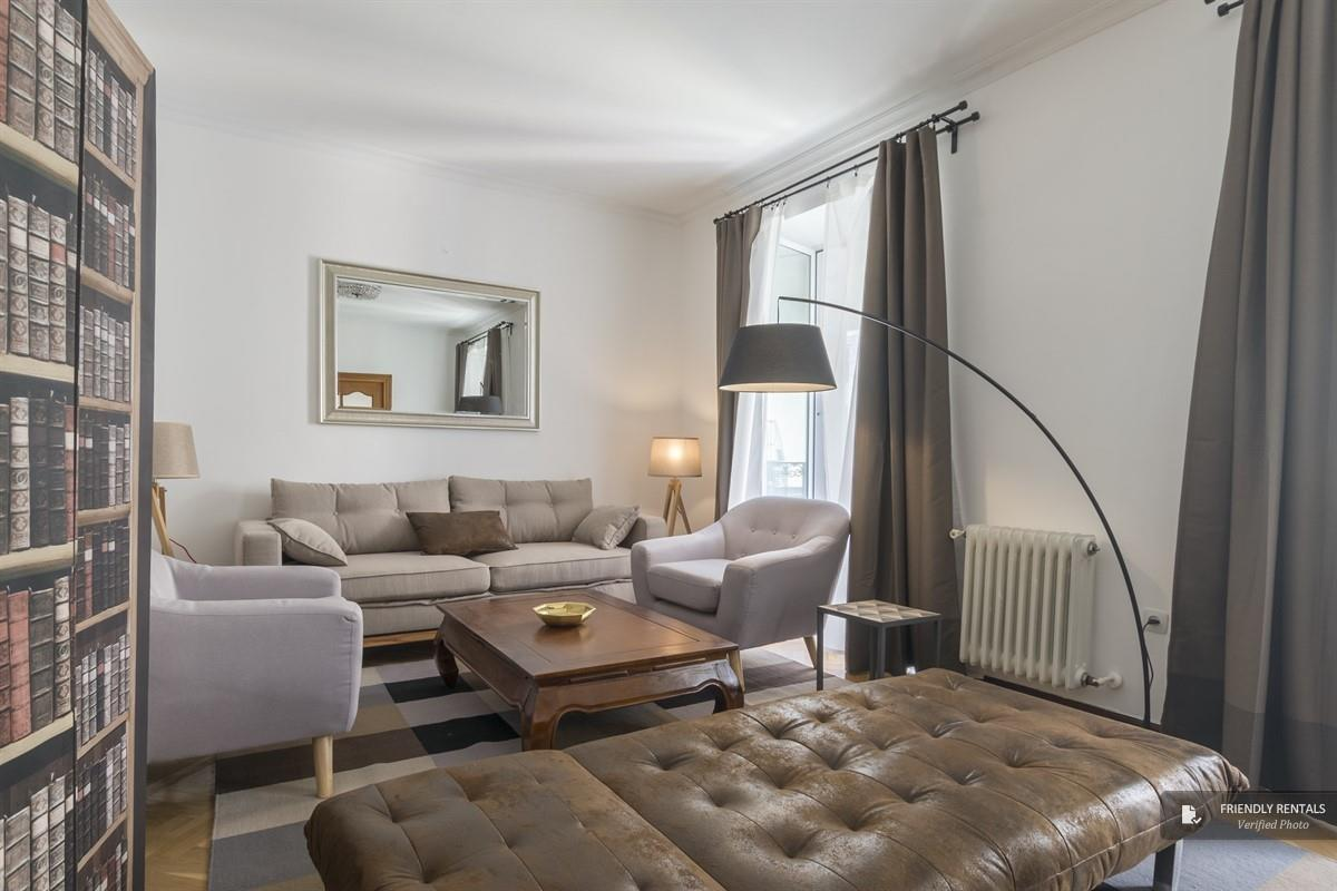 The Tirso III apartment in Madrid