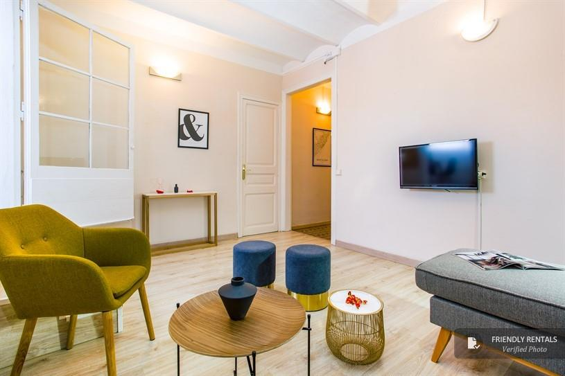 L'appartement Rocafort Eixample 51 à Barcelone