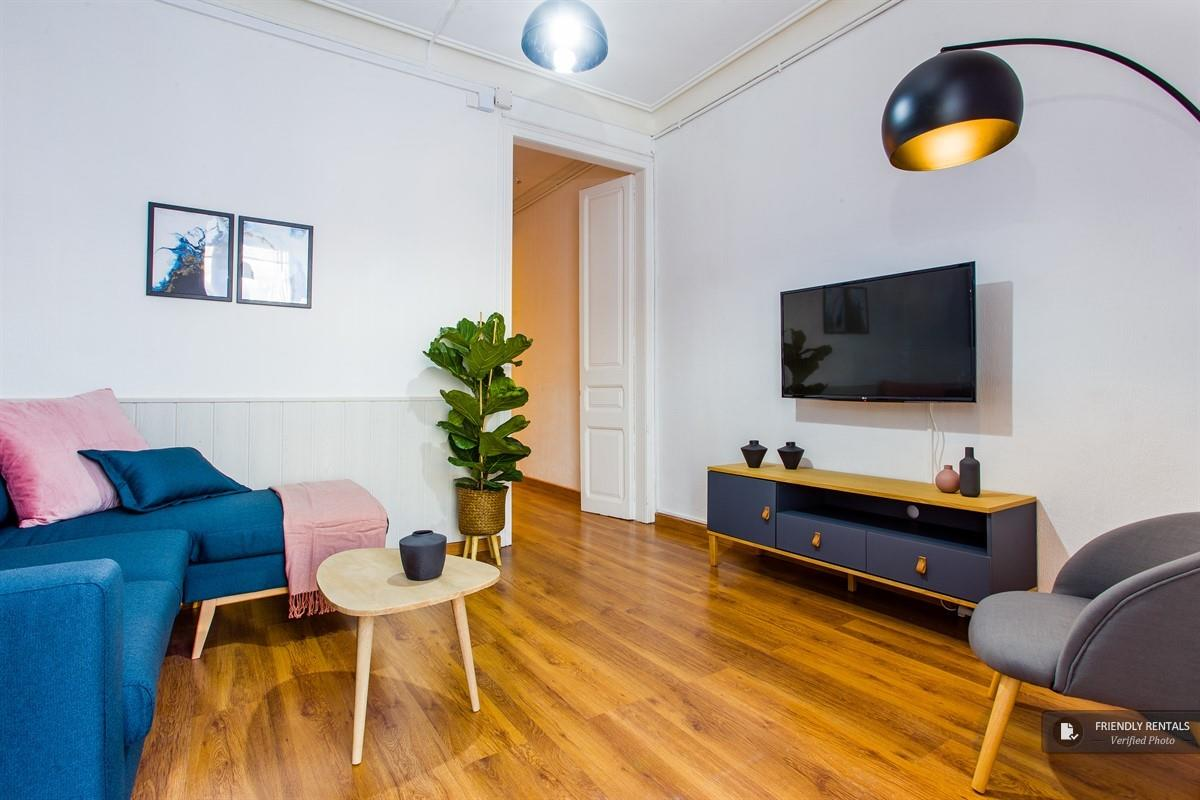 L'appartement Rocafort Eixample 24 à Barcelone