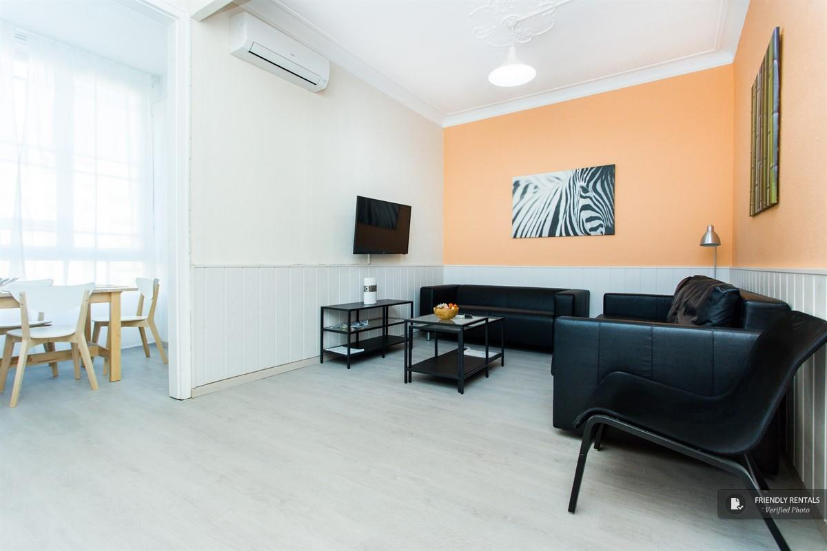 The Rocafort Eixample 21 apartment in Barcelona