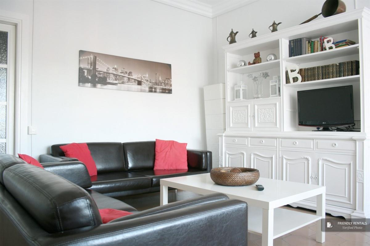 The Londres apartment in Barcelona